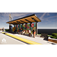 Memphis Innovation Corridor mConnect BRT Stations