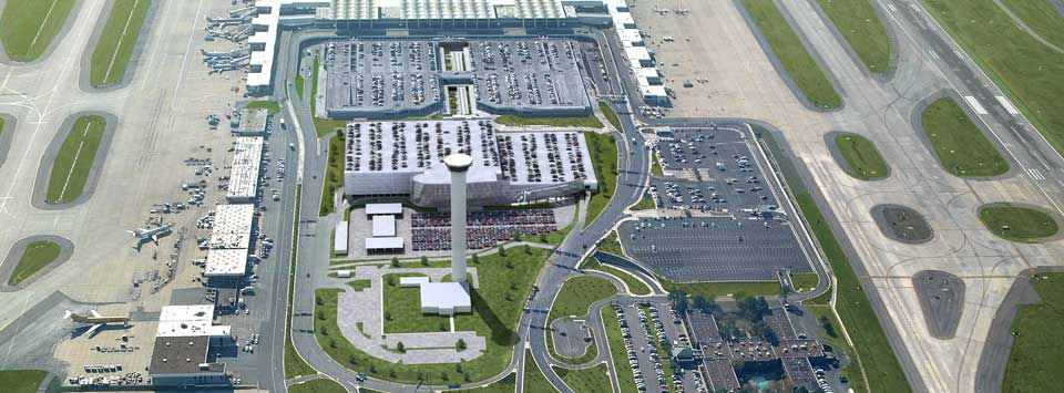 Consolidated Ground Transportation Center (CGTC) Image