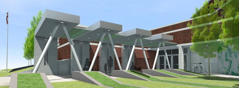 Greenlaw Community Center Image