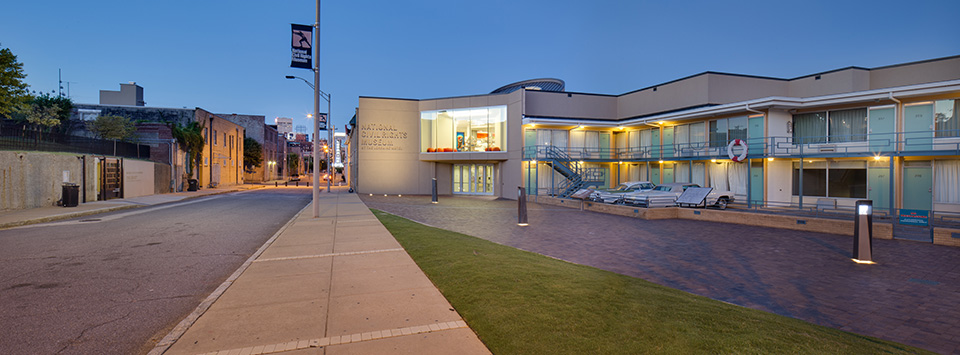 National Civil Rights Museum Renovation Image