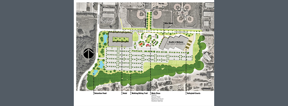 Cordova District Planning Image