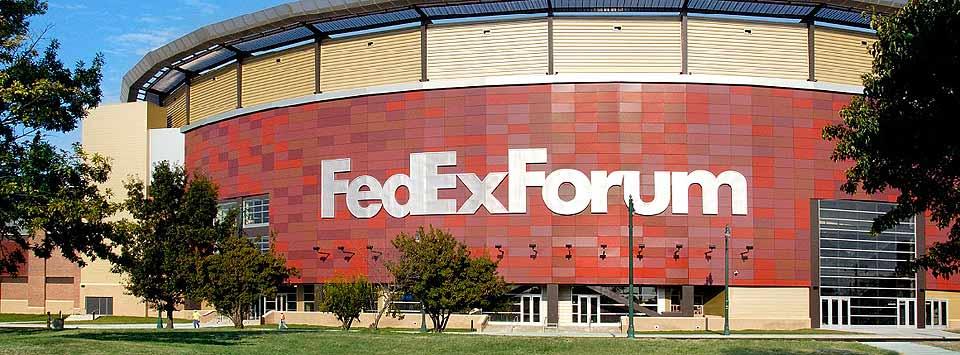 FedExForum Image