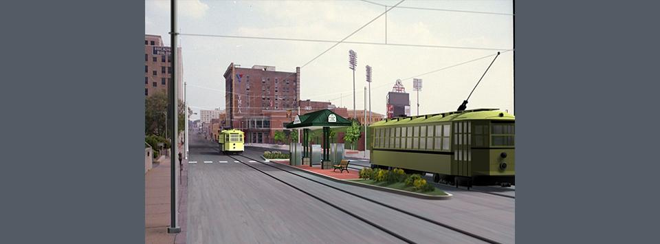 MATA Trolley Image