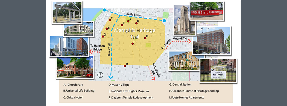 Memphis Heritage Trail Image