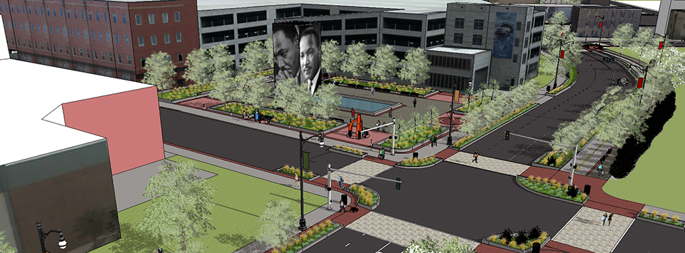 Memphis Heritage Trail Redevelopment Plan Image