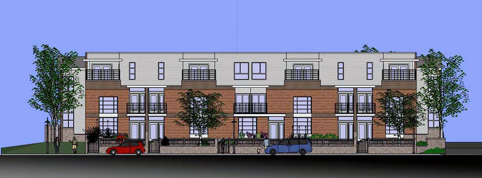 Eighth Avenue Townhomes Image