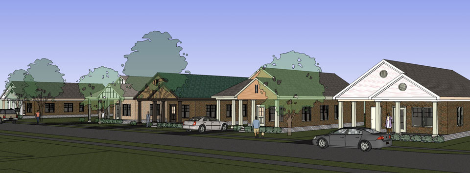 The Leath Green Homes Image