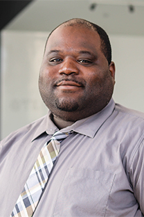 Victor Robinson, Assoc AIA, LEED Green Associate staff image